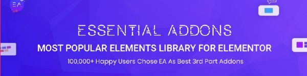 Essential addons best Elementor addons for enhancing your page building experience