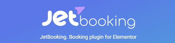 Jet booking- the ultimate booking plugin for Elementor