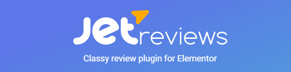 Jet reviews by Crockoblock- review plugin for Elementor