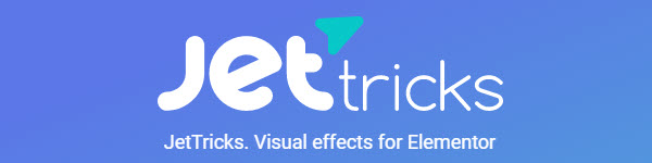 Jet tricks by Crockoblock- create stunning visual effects with Elementor