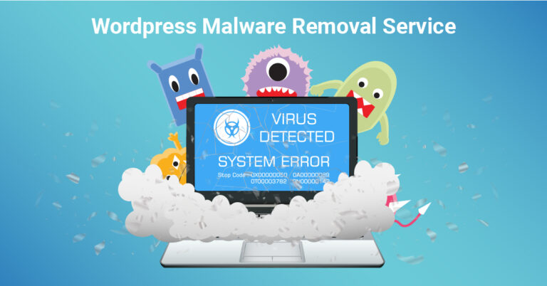 Remove unwanted viruses with our WordPress Malware Removal Service