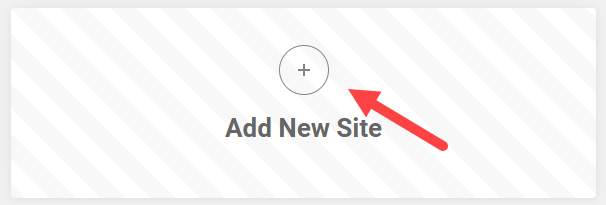 create a website in siteground