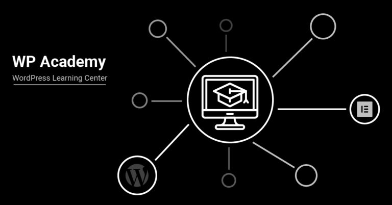 WP Academy your central hub to learn WordPress free